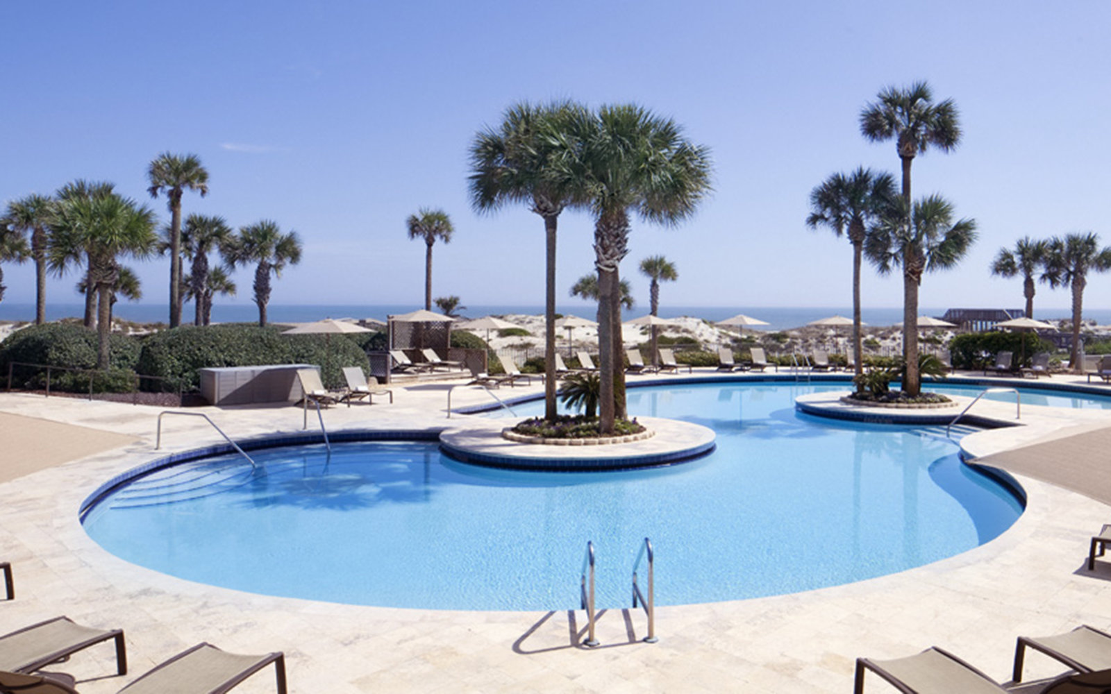 No. 23 The Ritz Carlton, Amelia Island: Florida