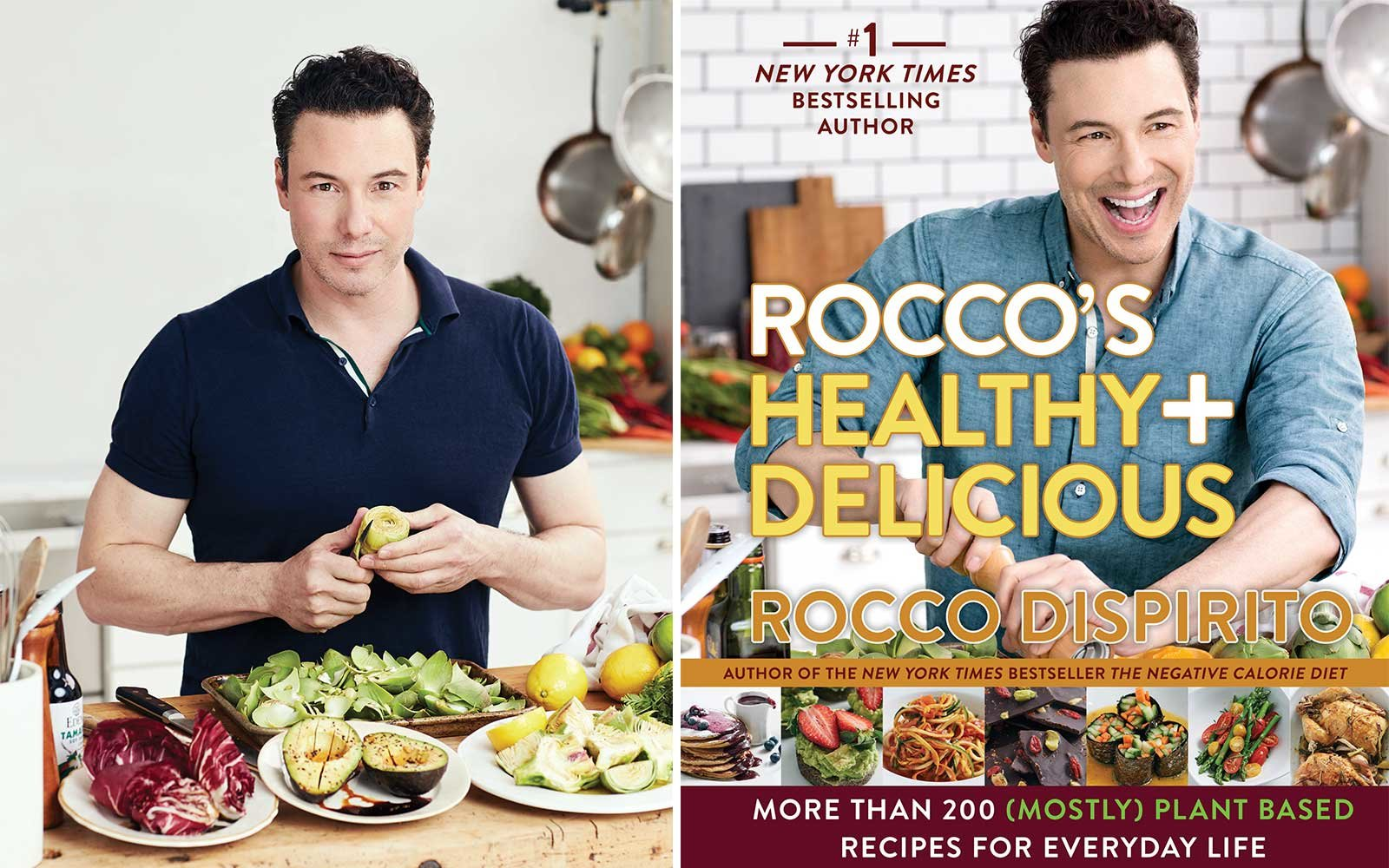 Chef Rocco Dispirito