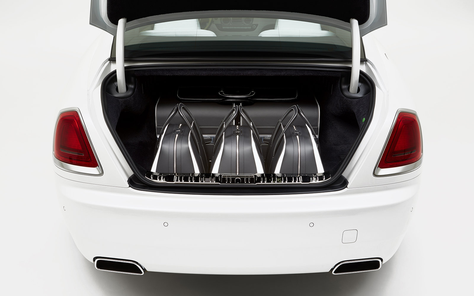 Rolls Royce Luggage
