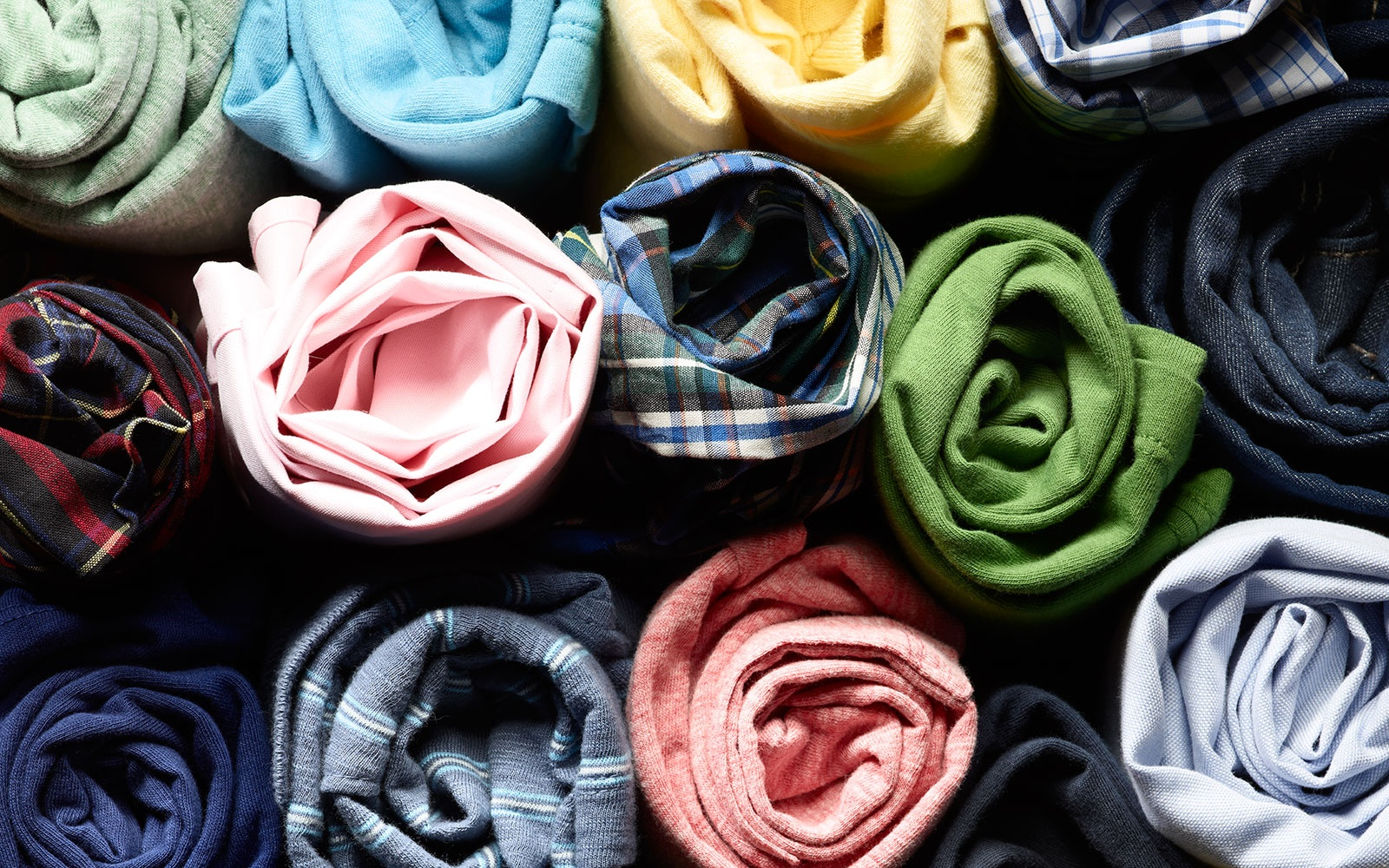 Best way to fold clothes for a trip - Best Way To Fold Clothes For A Trip 26
