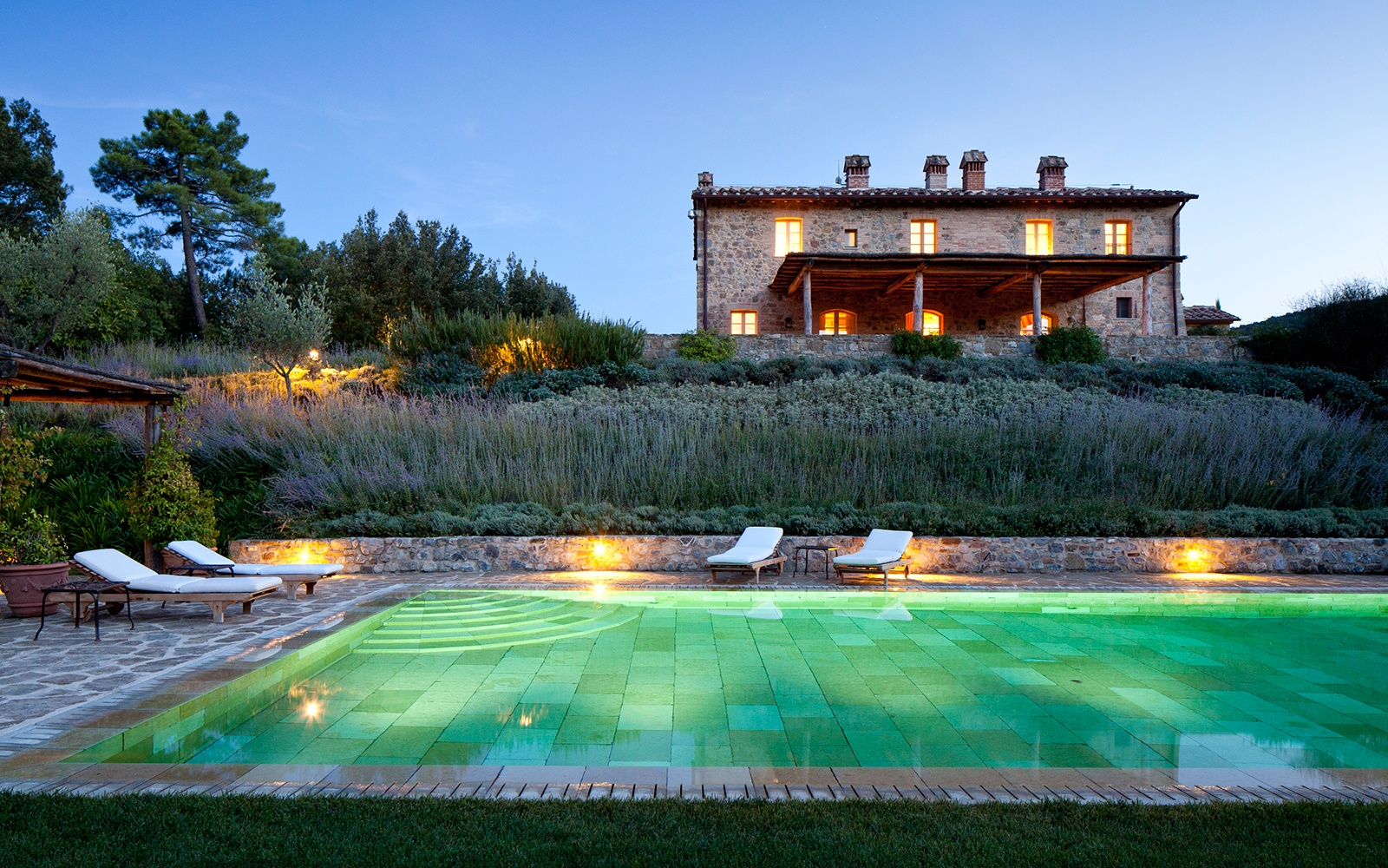 Rosewood Hotels Reopens Centuries Old Tuscan Wine Estate