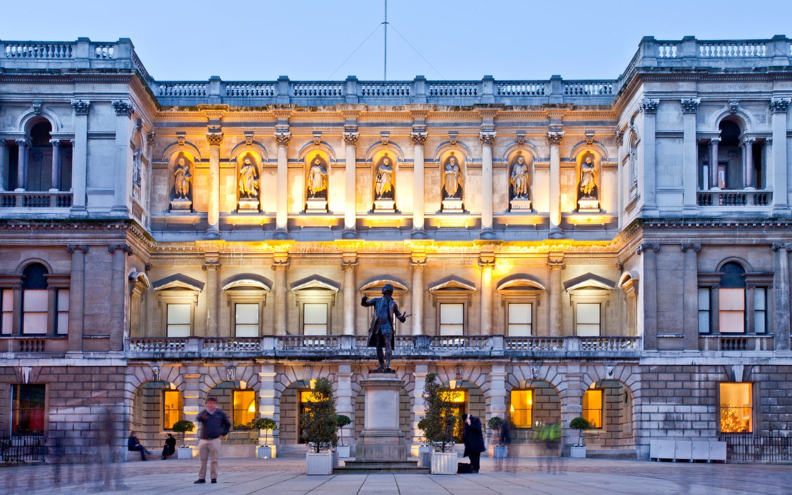 Academy Of The Arts >> What To See At London S Royal Academy Of Arts Travel Leisure