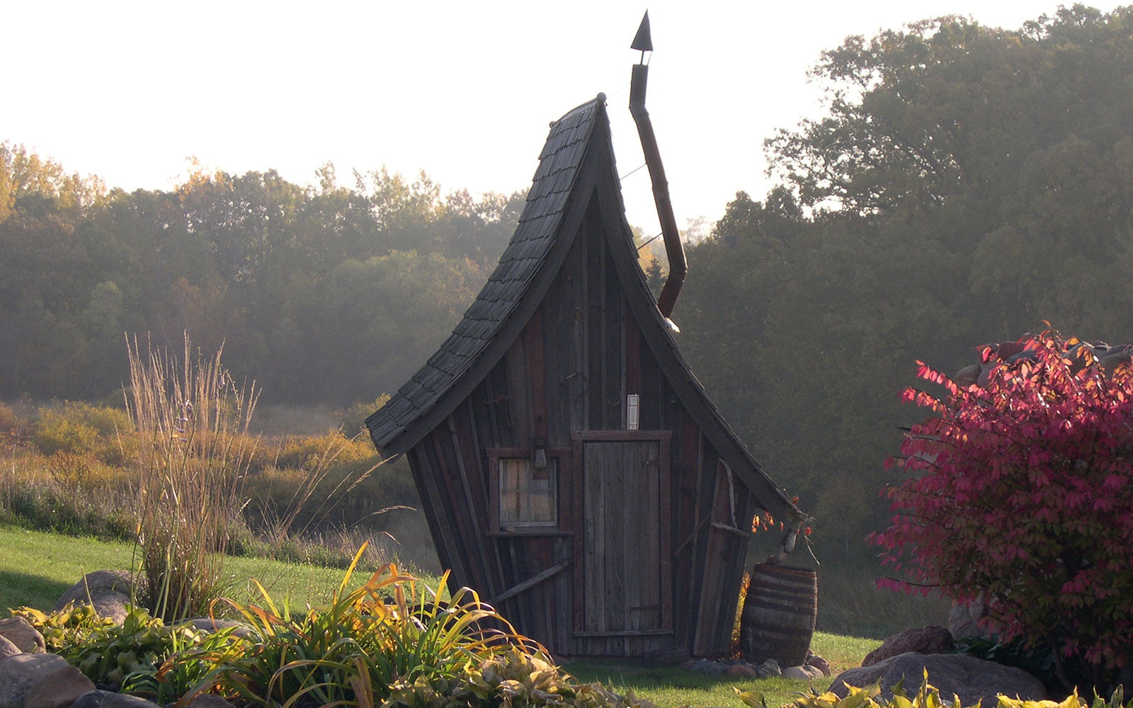 The Rustic Way Turns Fairy Tale Guest Houses Into Reality