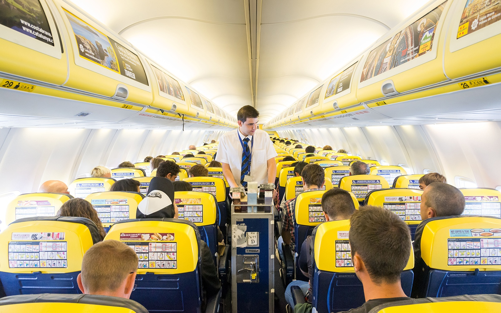 How many names can you think of for Ryanair? The airline, ryanair, the company. What else?