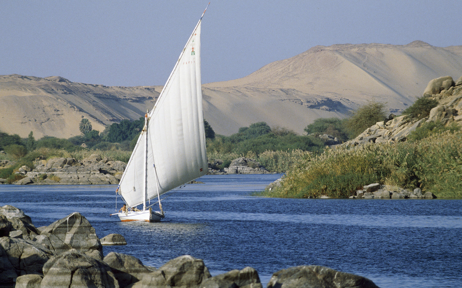 Cruising The Nile River In Egypt Travel Leisure
