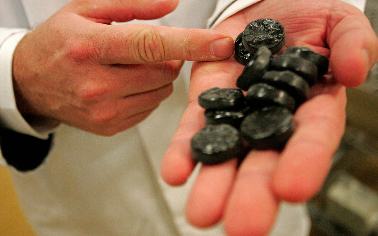 Salty Licorice, Netherlands