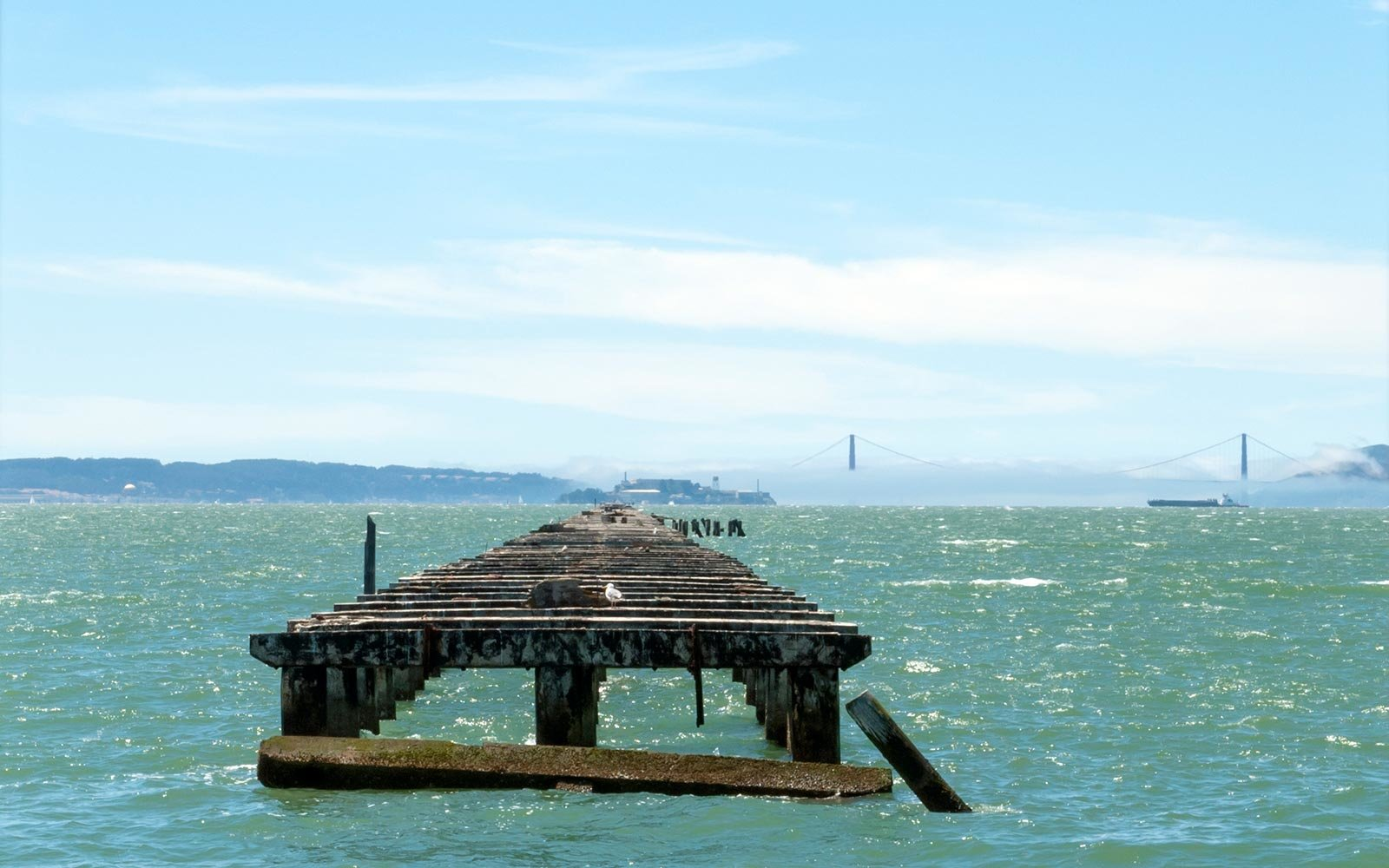 San Francisco to Implode Two Piers this Month
