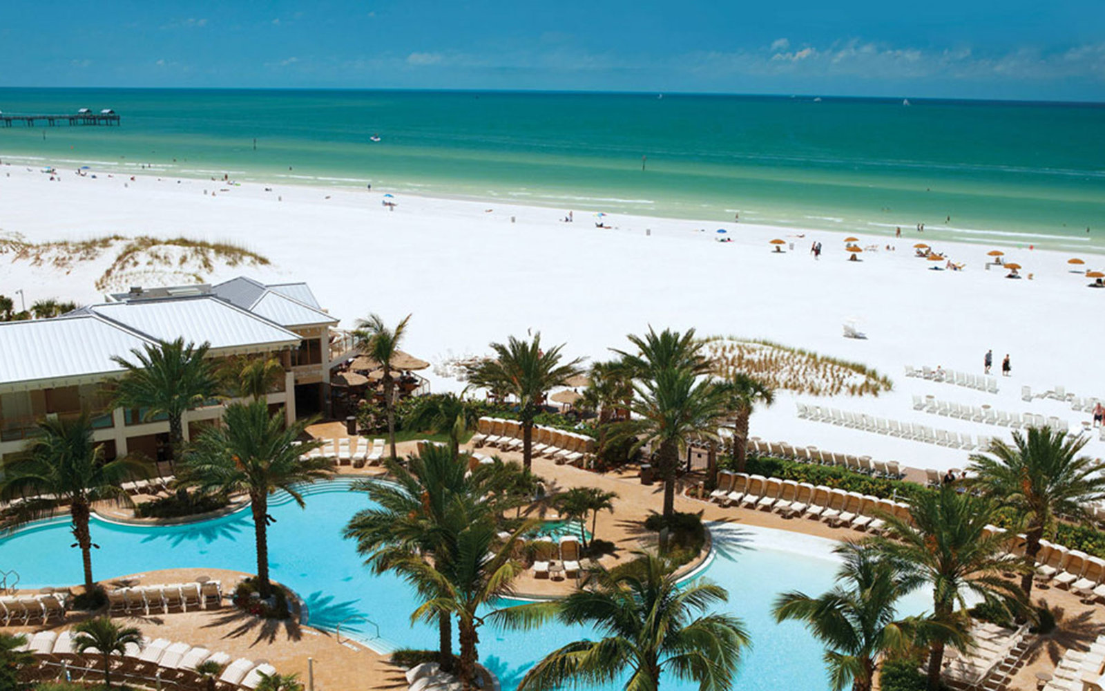 No. 3 Sandpearl Resort: Clearwater, Florida