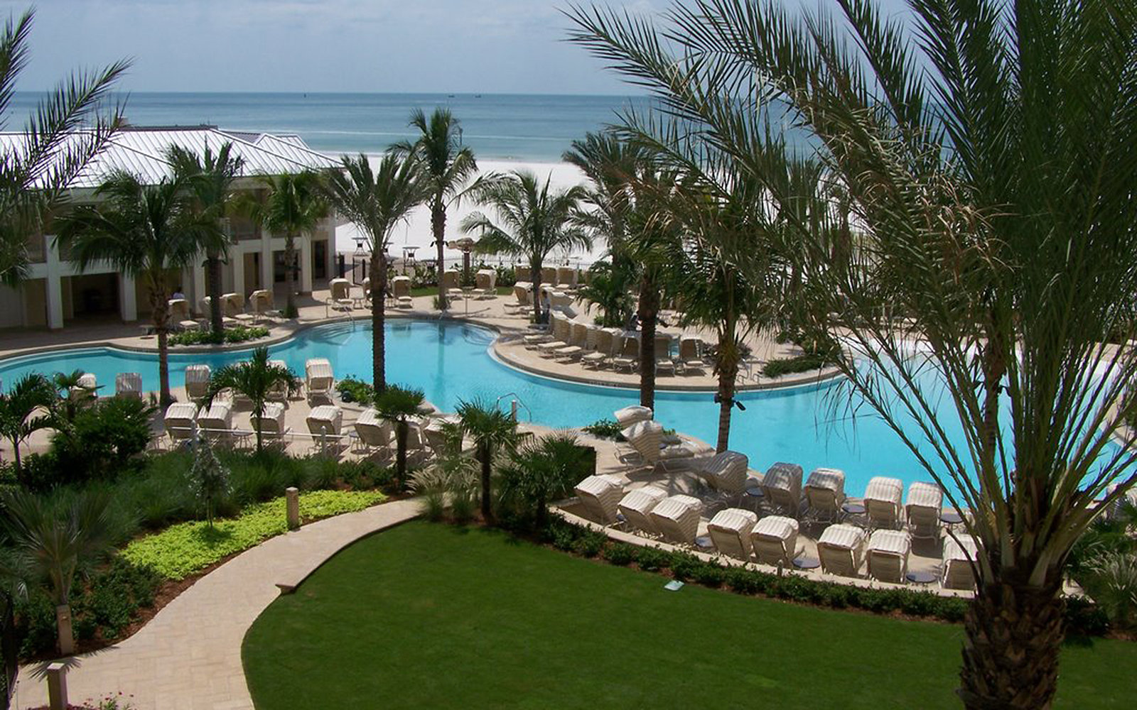Sandpearl Resort in Clearwater Florida
