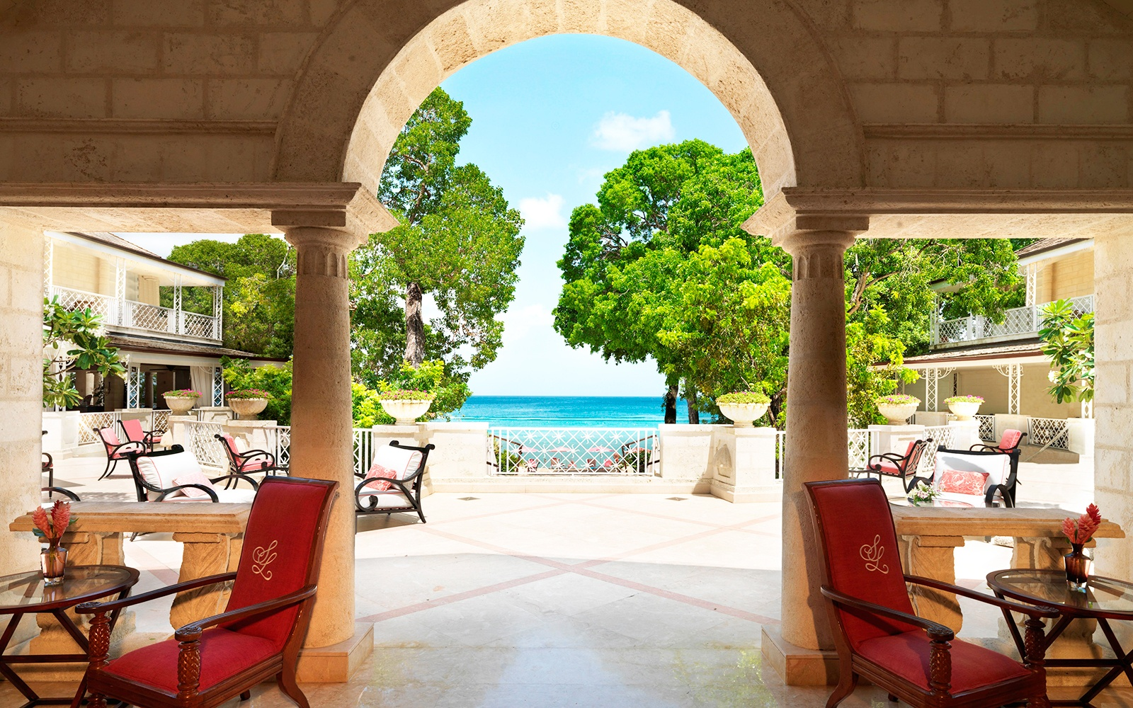No. 9 Sandy Lane Hotel, Barbados