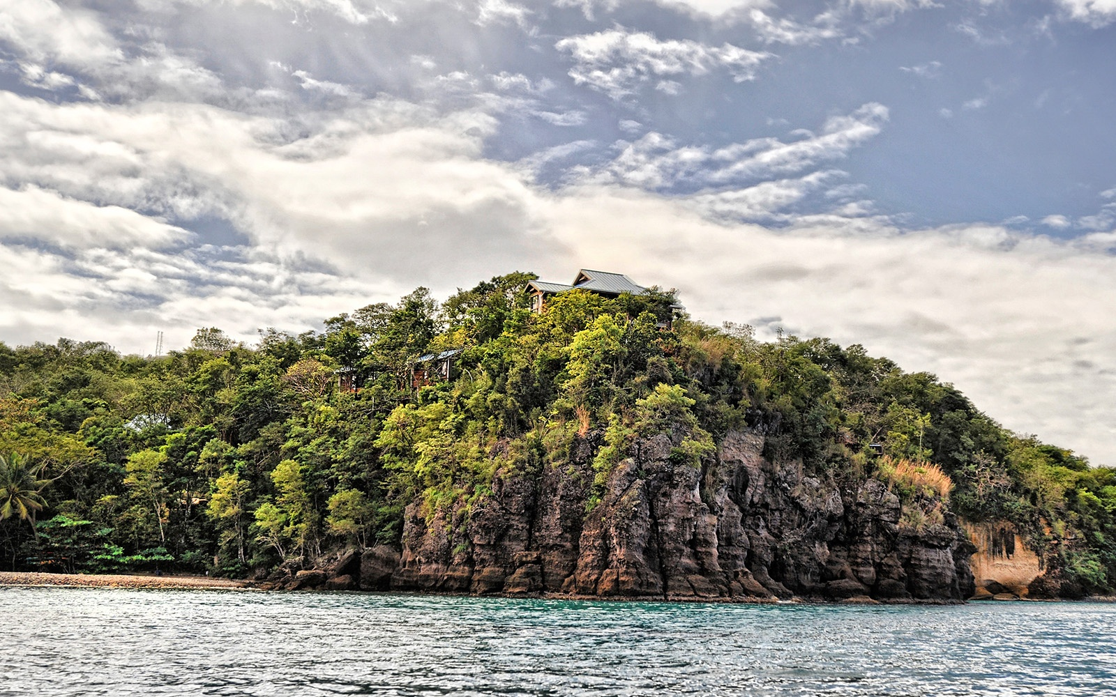 Secret Bay Resort, Portsmouth, Dominica