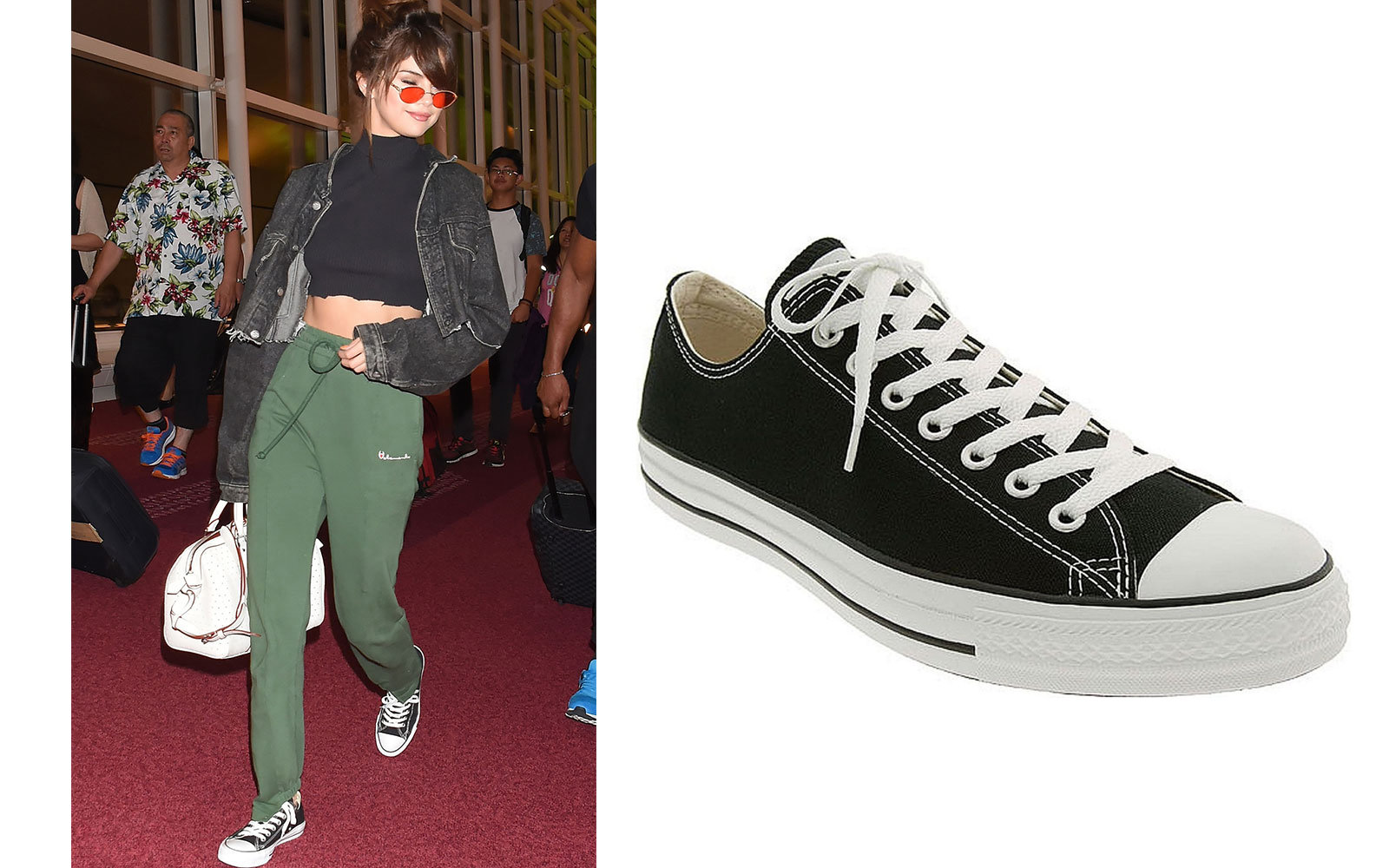 6086e6c9d4 The Stylish Comfy Shoes That Celebrities Wear for Traveling | Travel ...