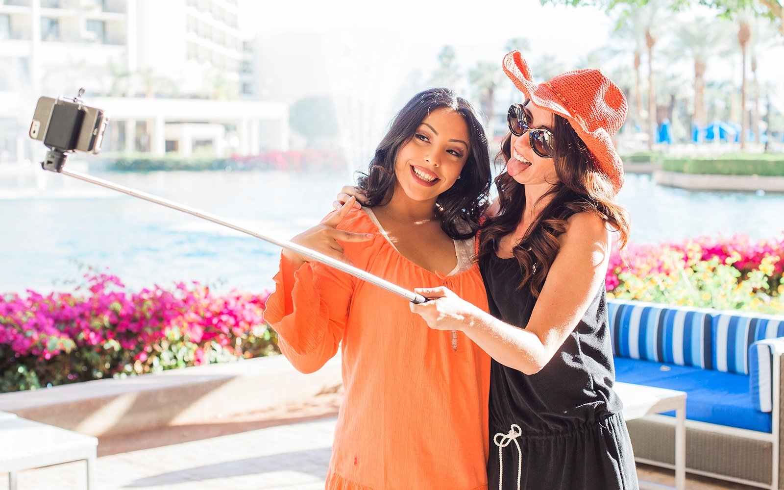 Selfie Sticks from Marriott