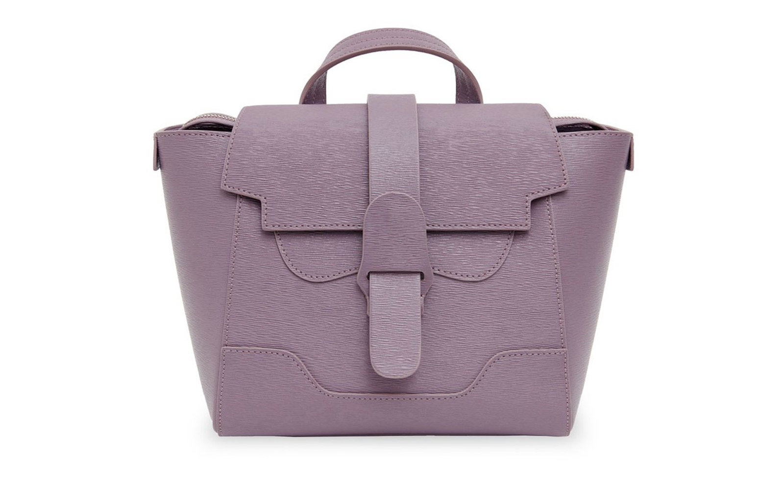Senreve Maestra Leather Satchel