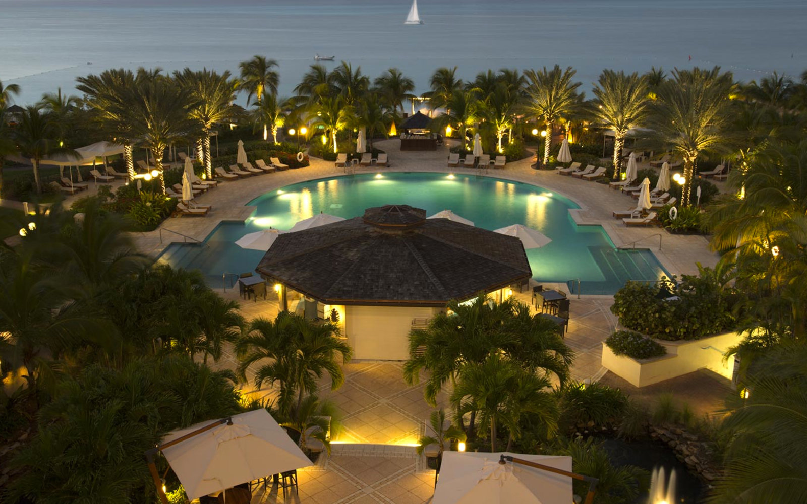 No. 4: Seven Stars Resort, Turks and Caicos