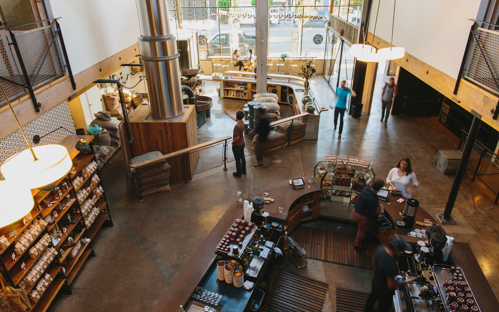 A Field Guide to San Francisco's Coffee Culture