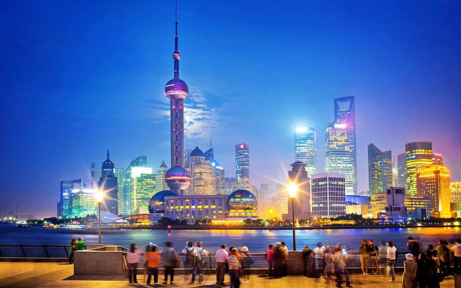 Richest Cities in the World - Shangai