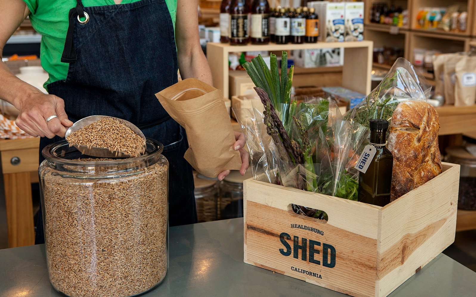 SHED Farmer's Market Tours