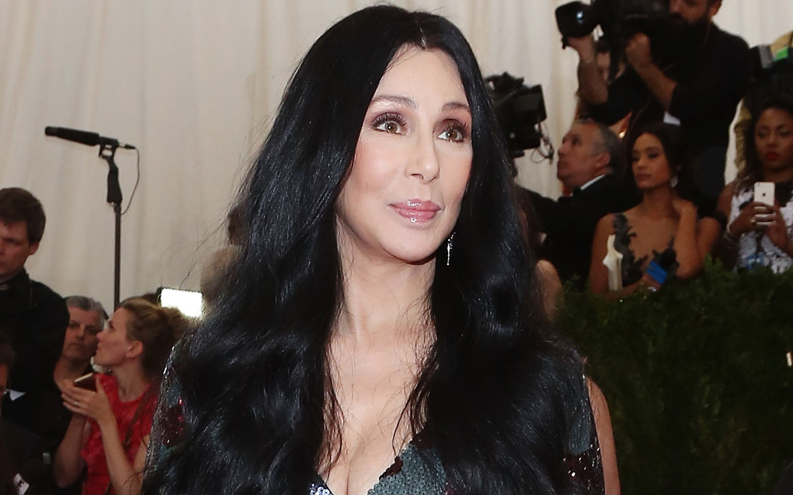 Cher and Celebrities Shocked UK Leaving EU