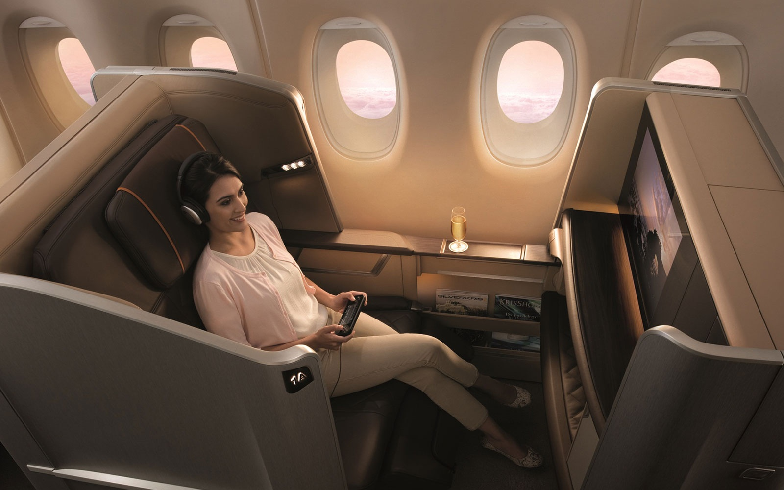 The Best Airfare Deals Are Now in First Class