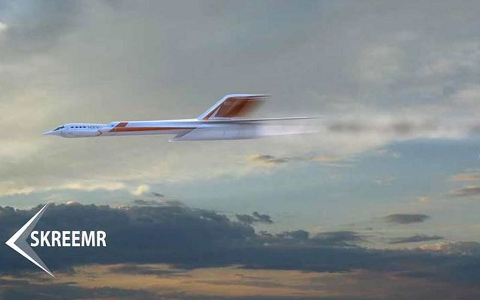 The Skreemr Jet Could Fly You From New York City to London in 30 Minutes