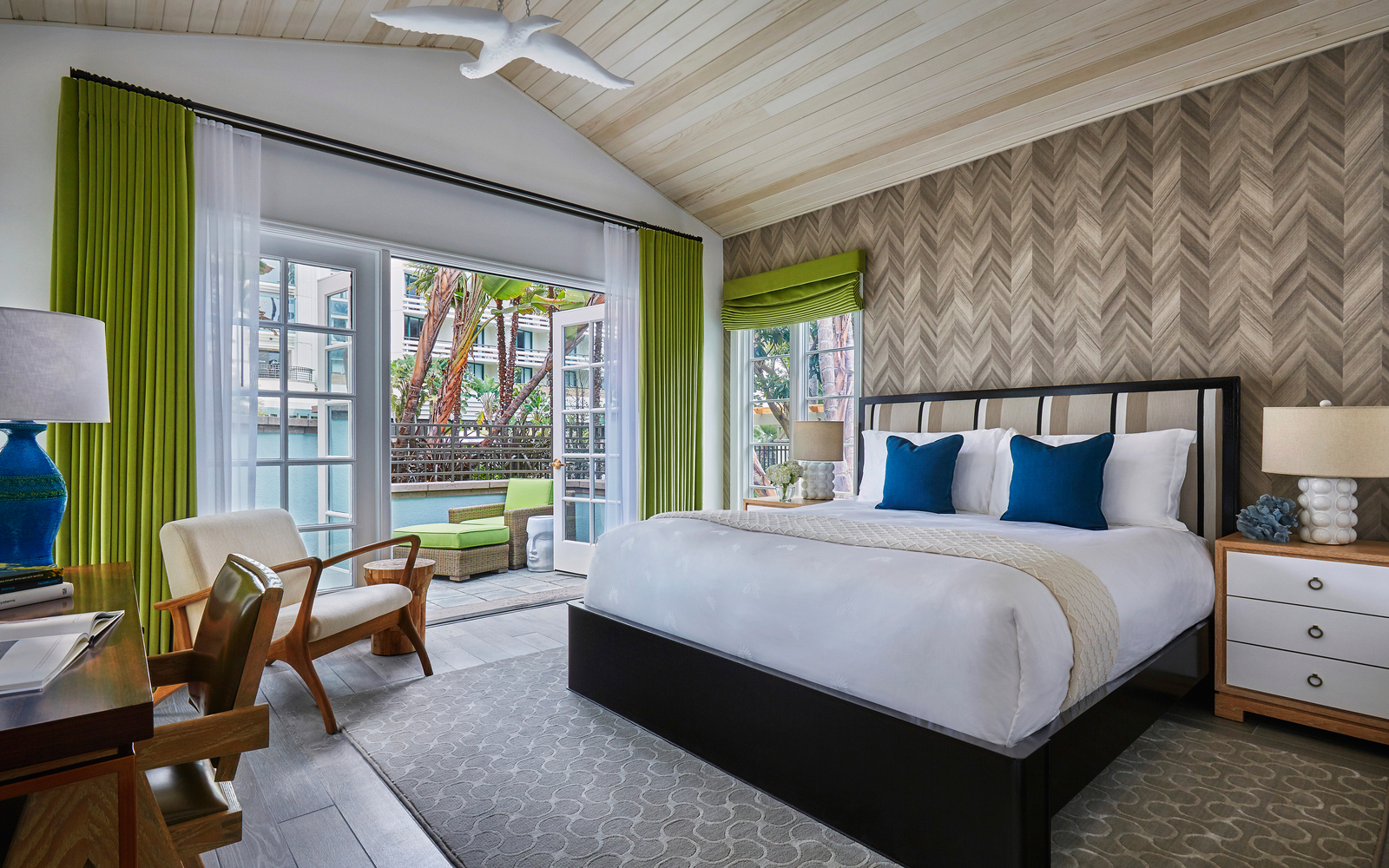T+L Checks In: Living the Bungalow High Life at the Fairmont Miramar in Santa Monica