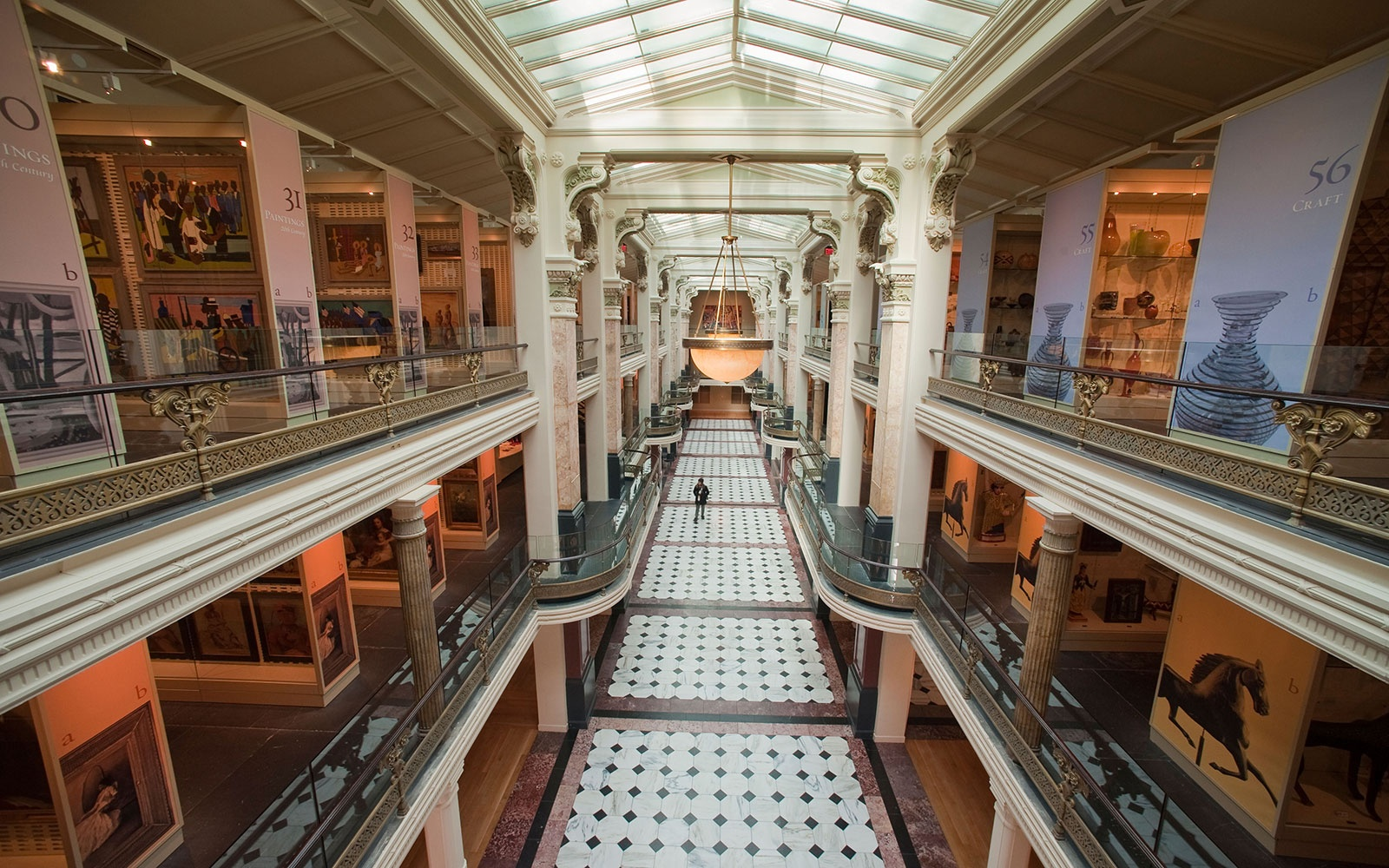 Smithsonian Adds National Portrait Gallery To Summer