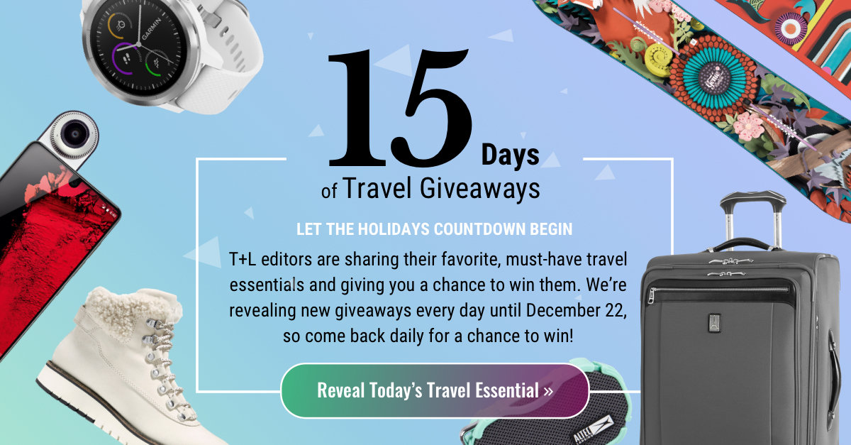 Travel and leisure sweepstakes 2018 ford
