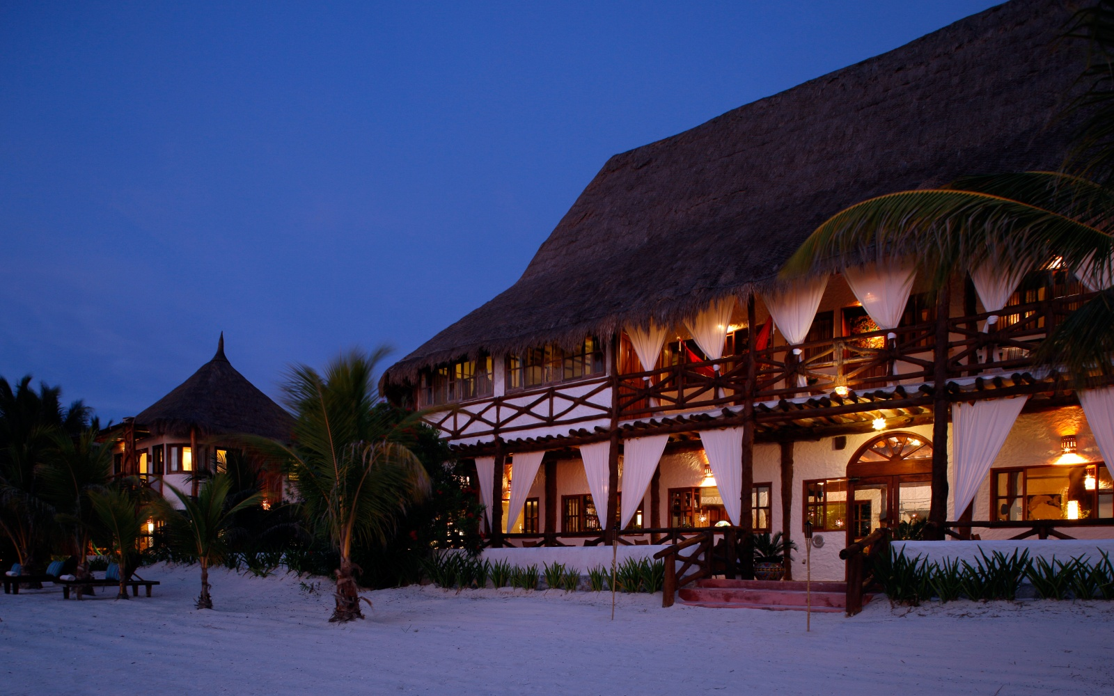 CasaSandra in Holbox, Mexico