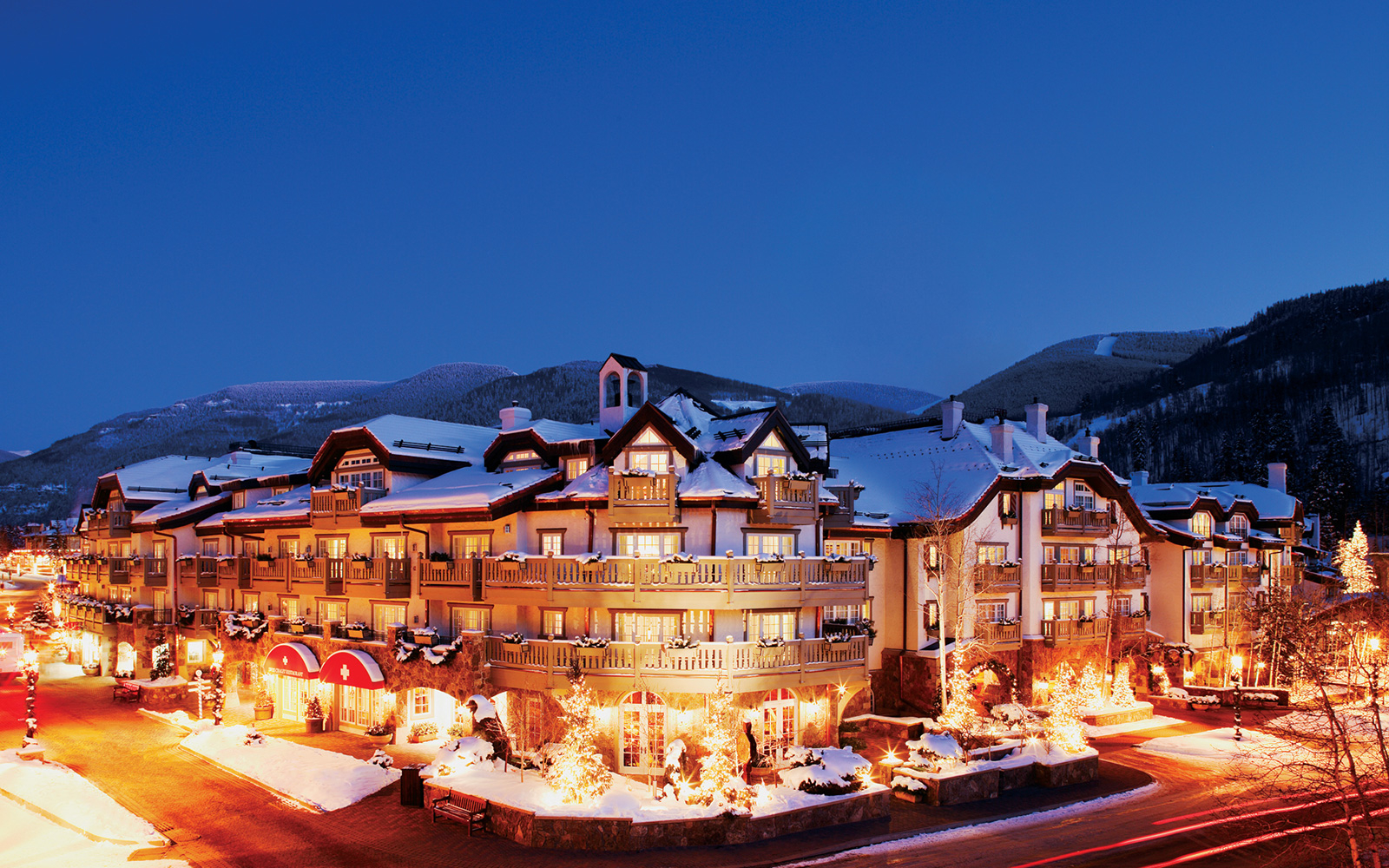 No. 3 Sonnenalp Resort of Vail, Colorado