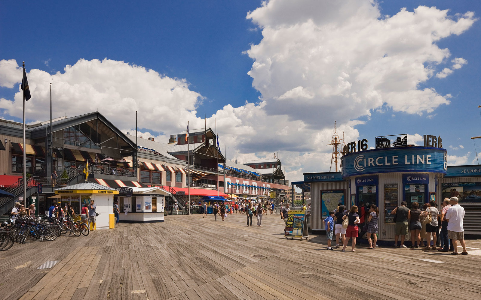 Things To Do In New York S South Street Seaport Travel