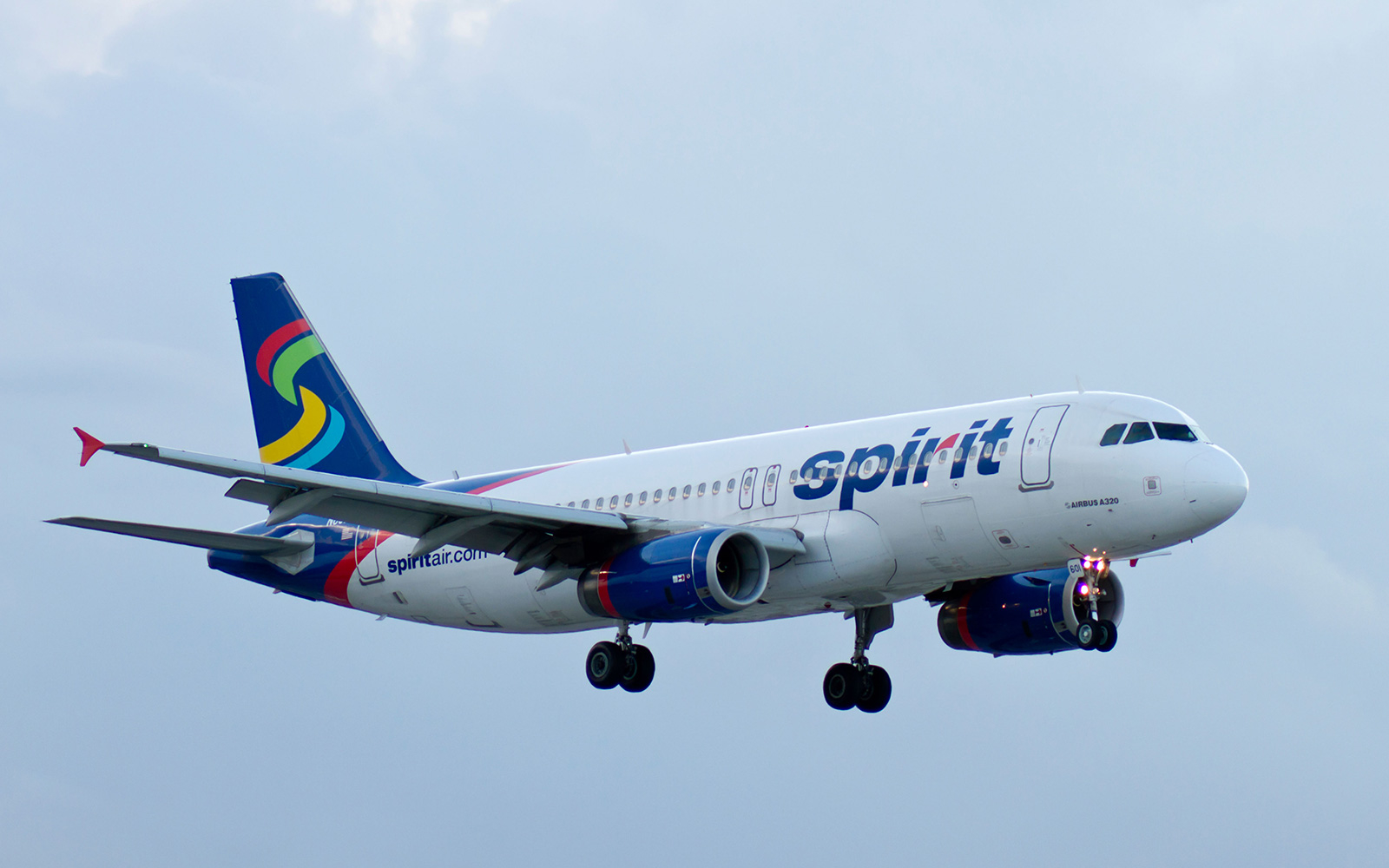 No. 11: Spirit Airlines