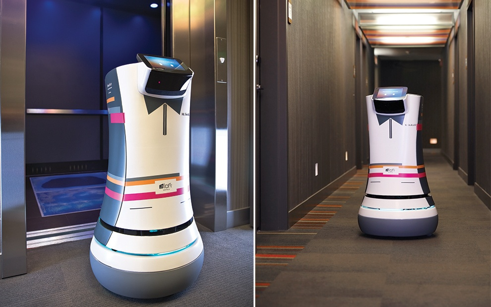 So Did Robotic Butlers… Sort Of?