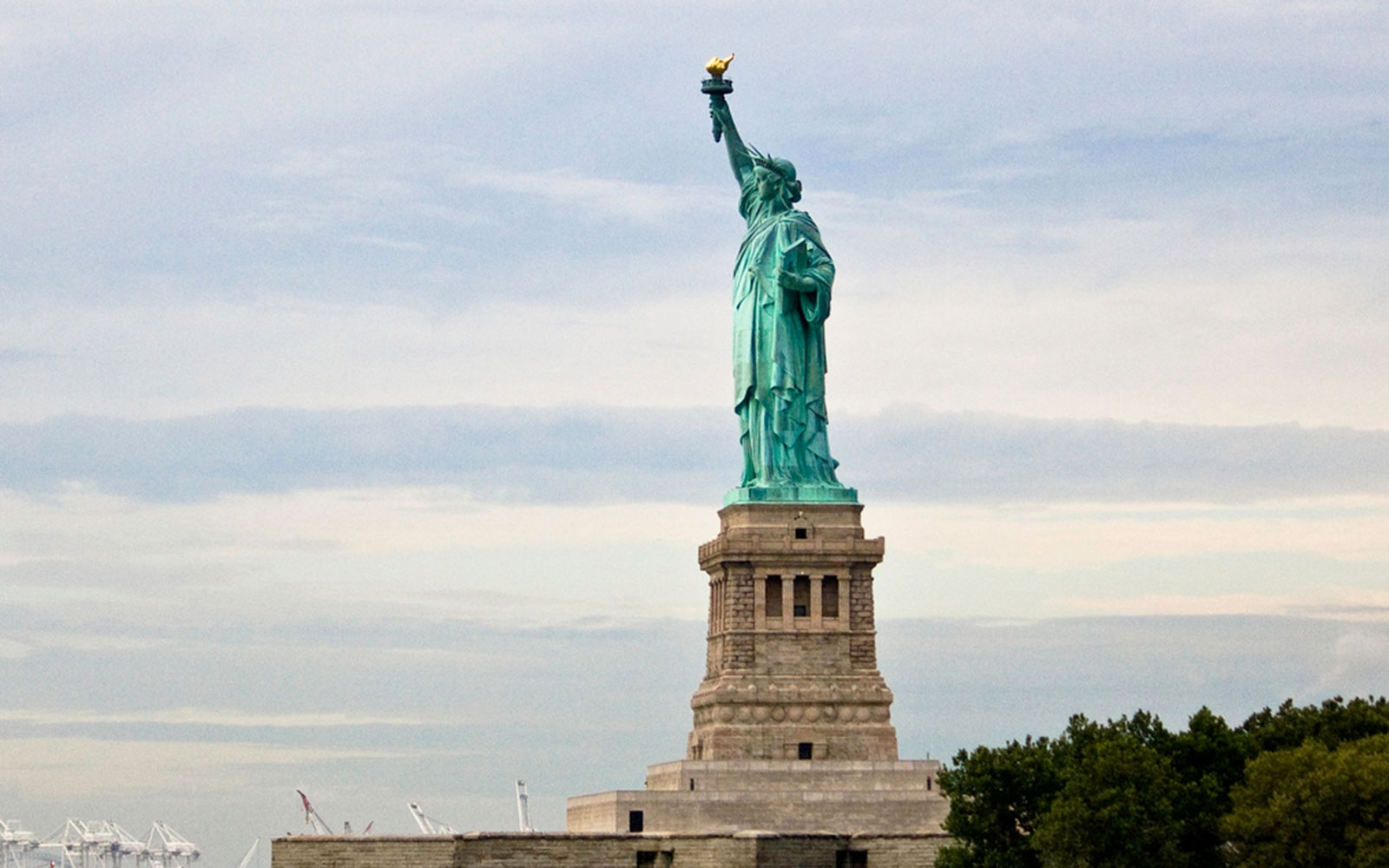 Happy Birthday, Lady Liberty! New York's Statue of Liberty is 130 Today