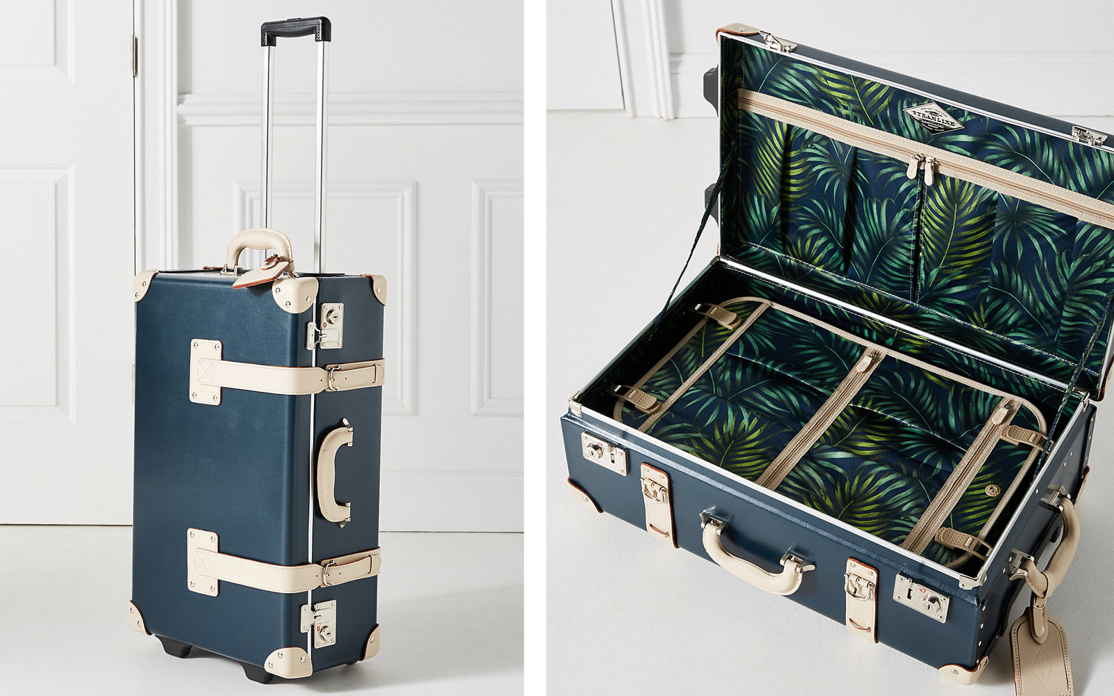 Steamline Luggage The Editor Set