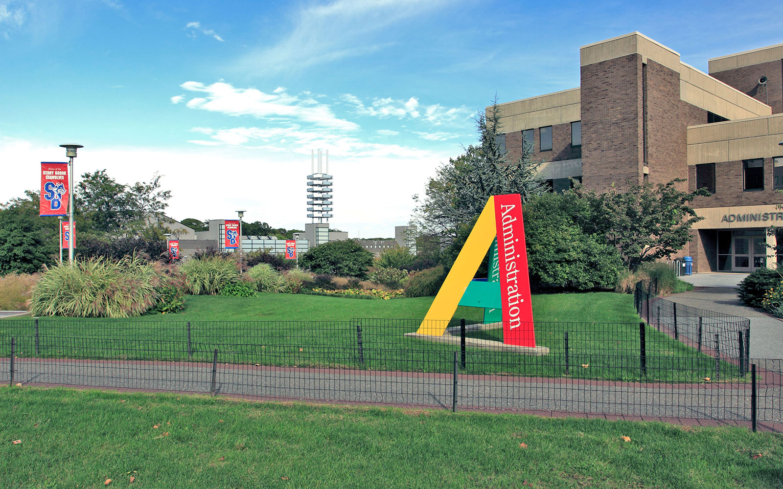 Stony Brook University, NY