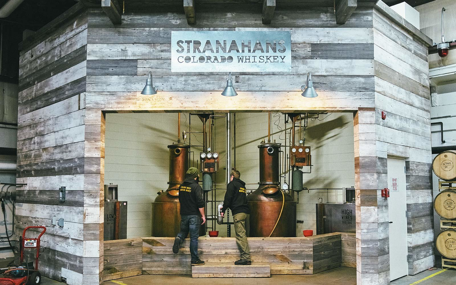 3. Stranahan's Colorado Whiskey,