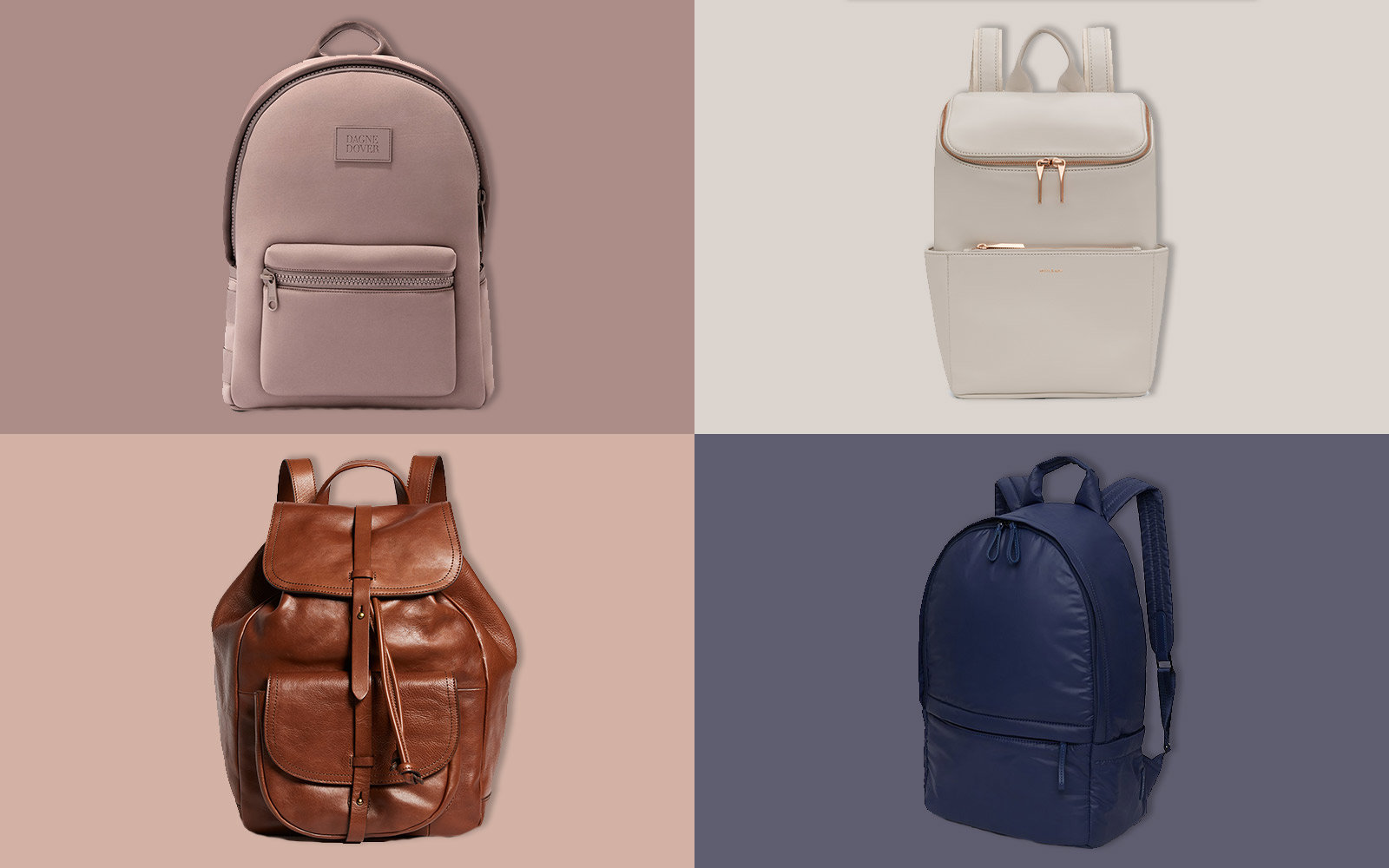 91e92a30e1 The Most Stylish Travel Backpacks For Women | Travel + Leisure