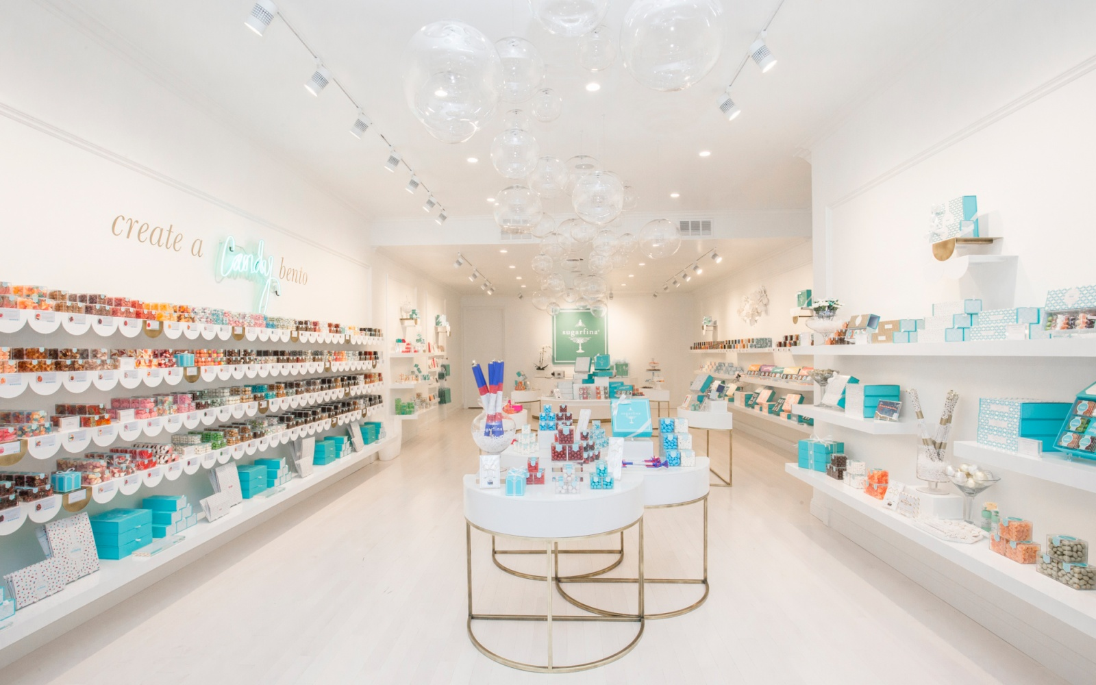 Sugarfina candy shop