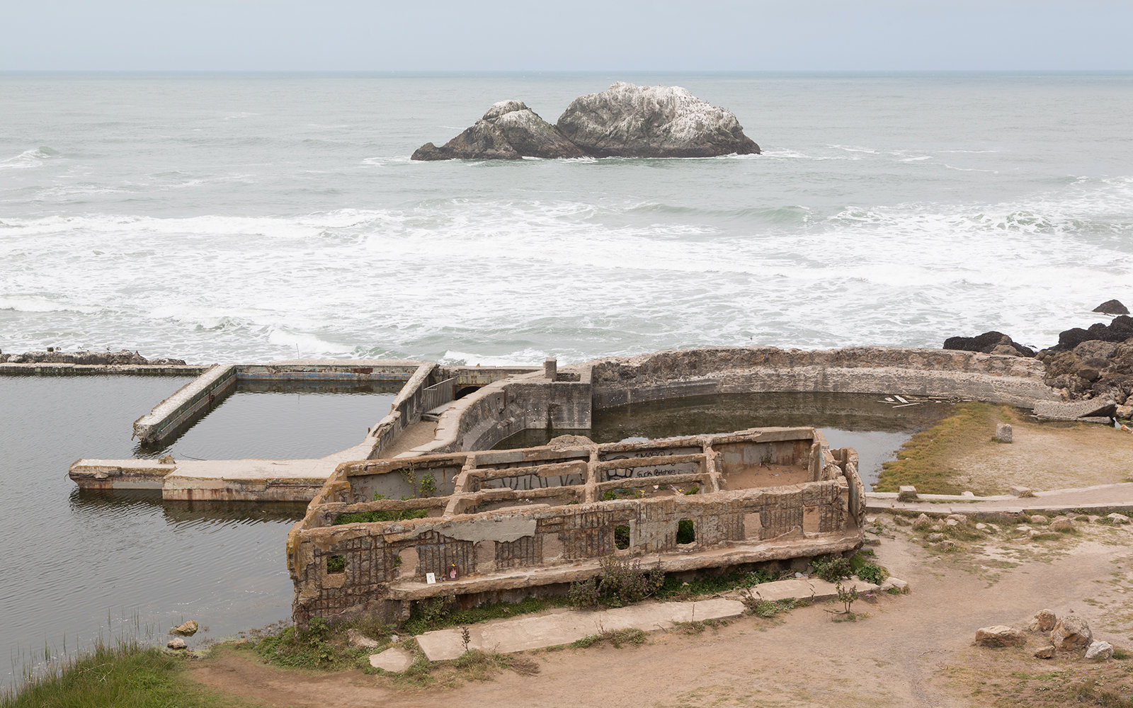 Sutro Baths, Golden Gate Park