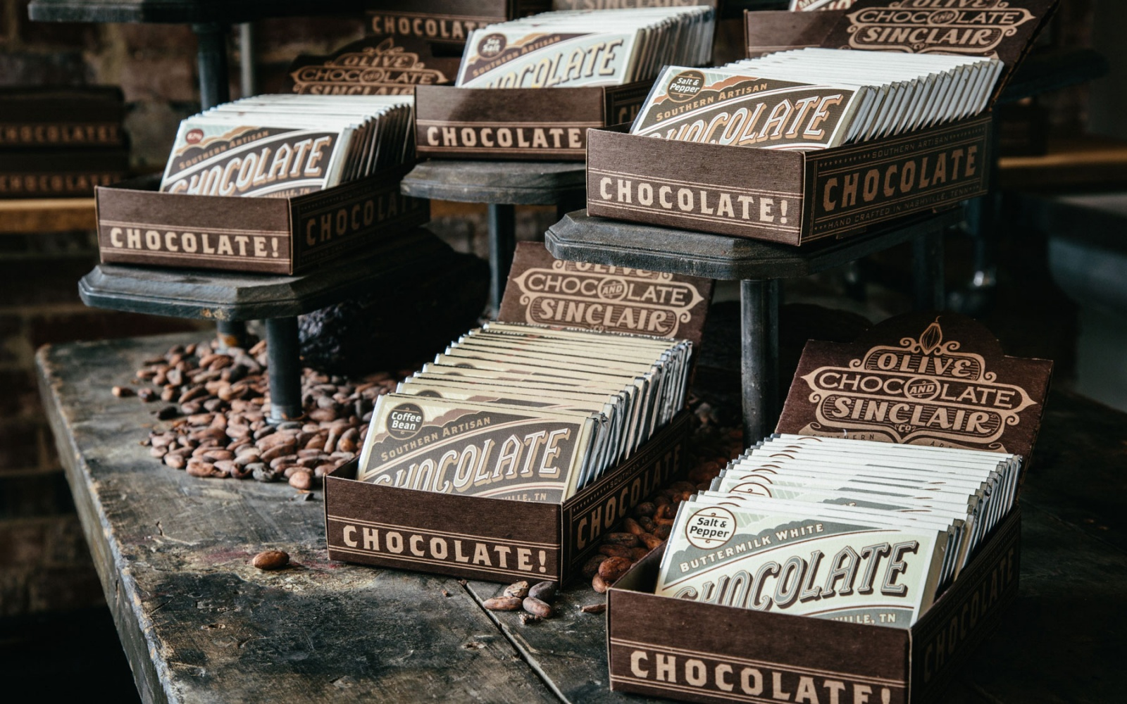 Olive & Sinclair Chocolate Co.