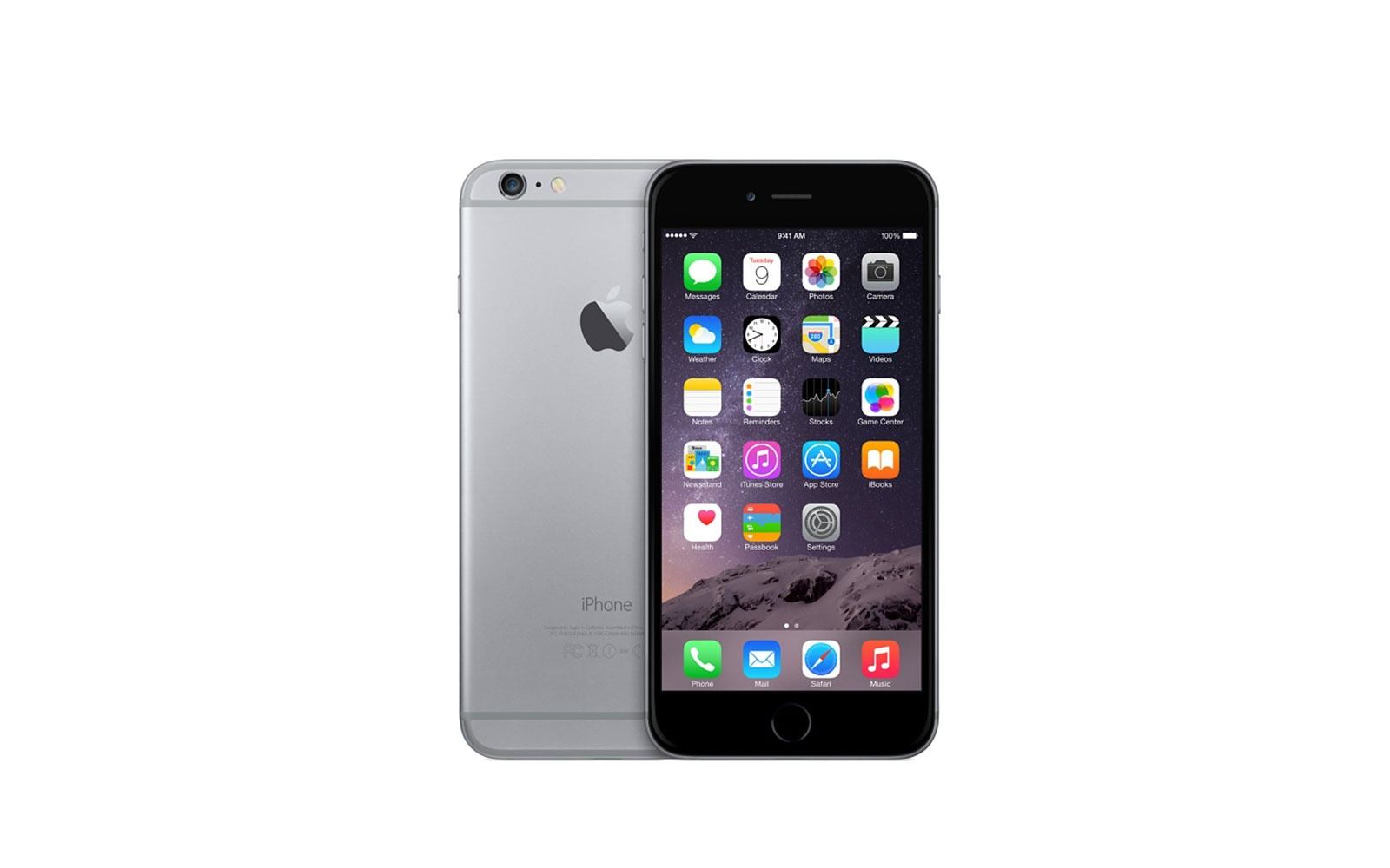 Apple iPhone 6 Plus travel gadget
