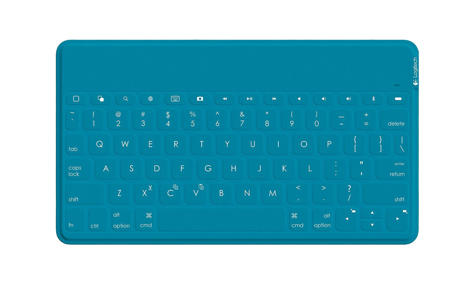 Logitech Keys-To-Go travel keyboard