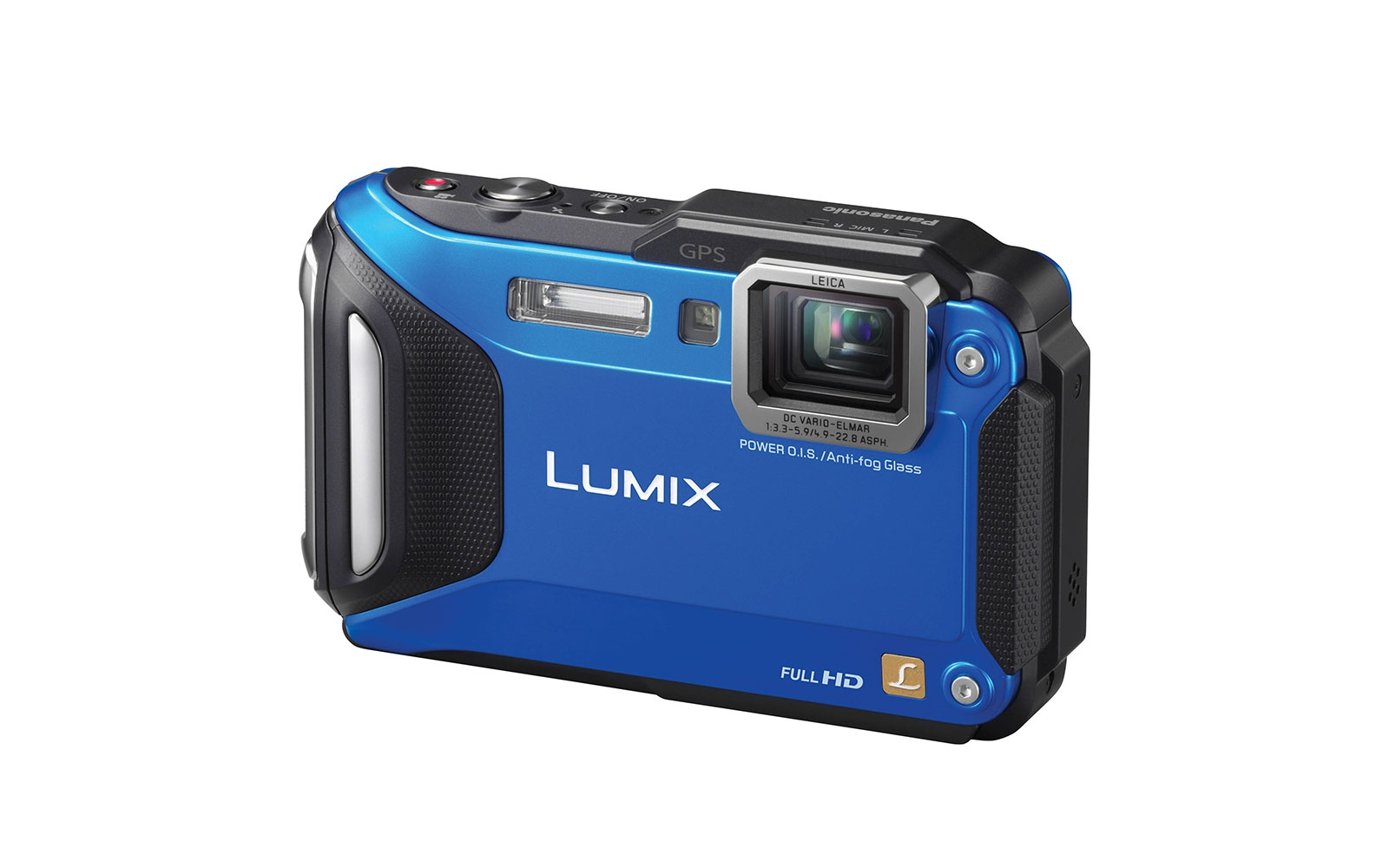 Panasonic Lumix TS6 waterproof digital camera