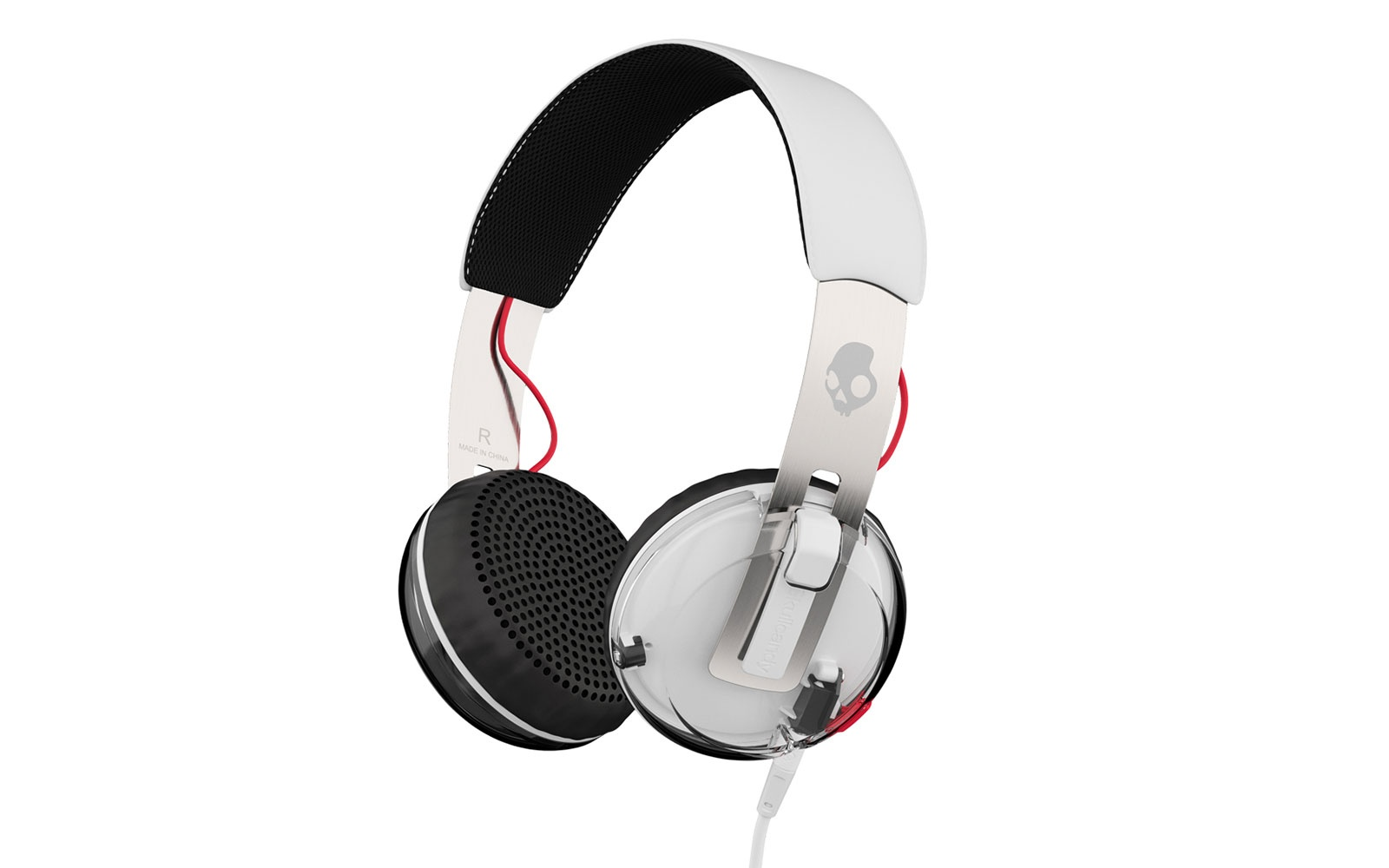 Skullcandy Grind wired travel headphones