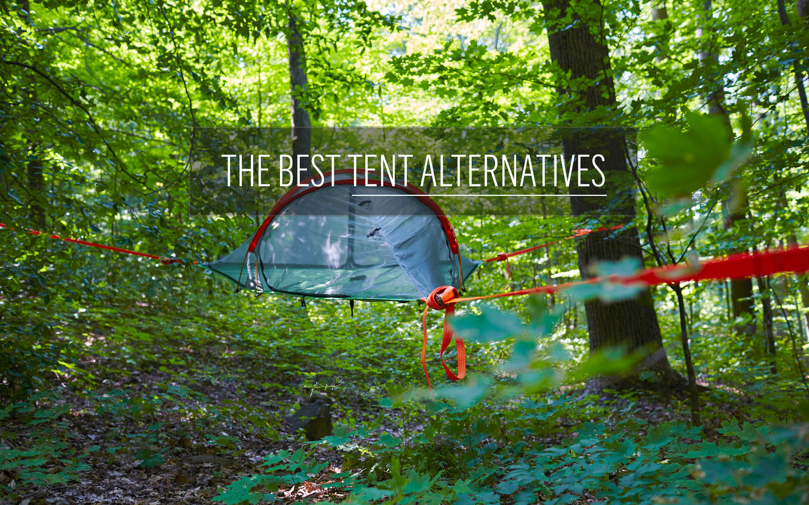 Alternative Camping Tents