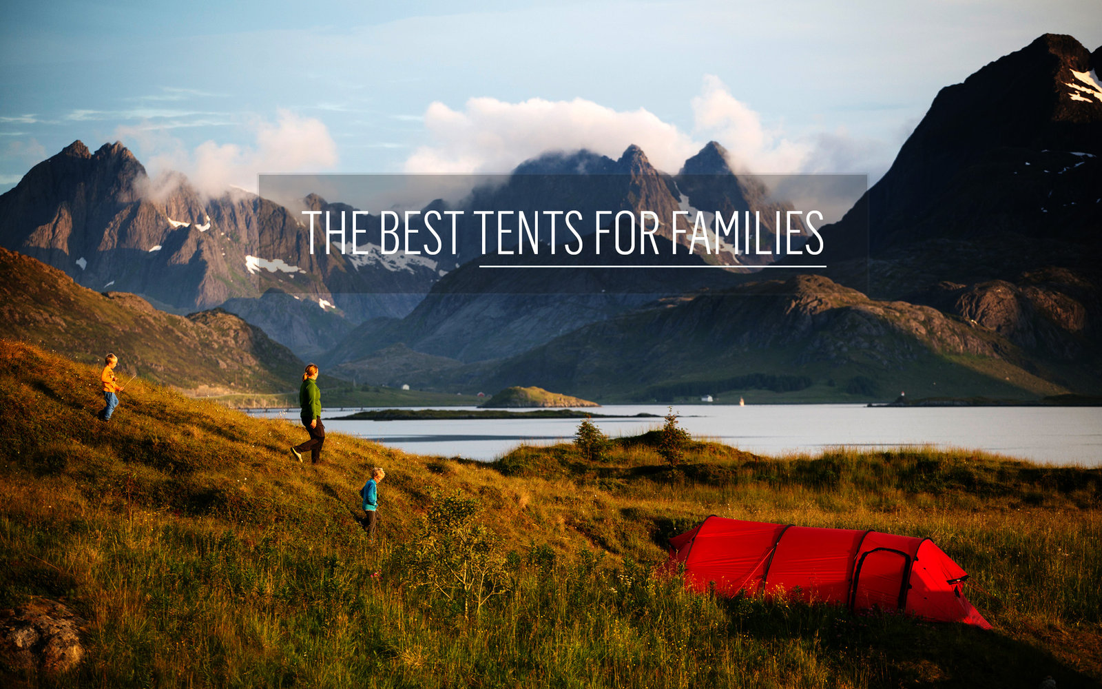 Family-Friendly Tents