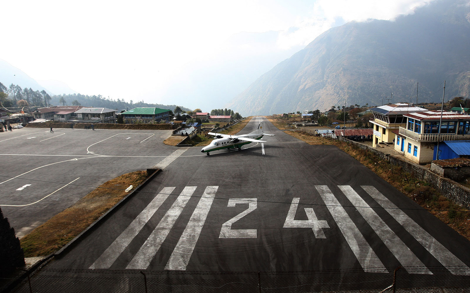 Is This the Scariest Airport in the World?