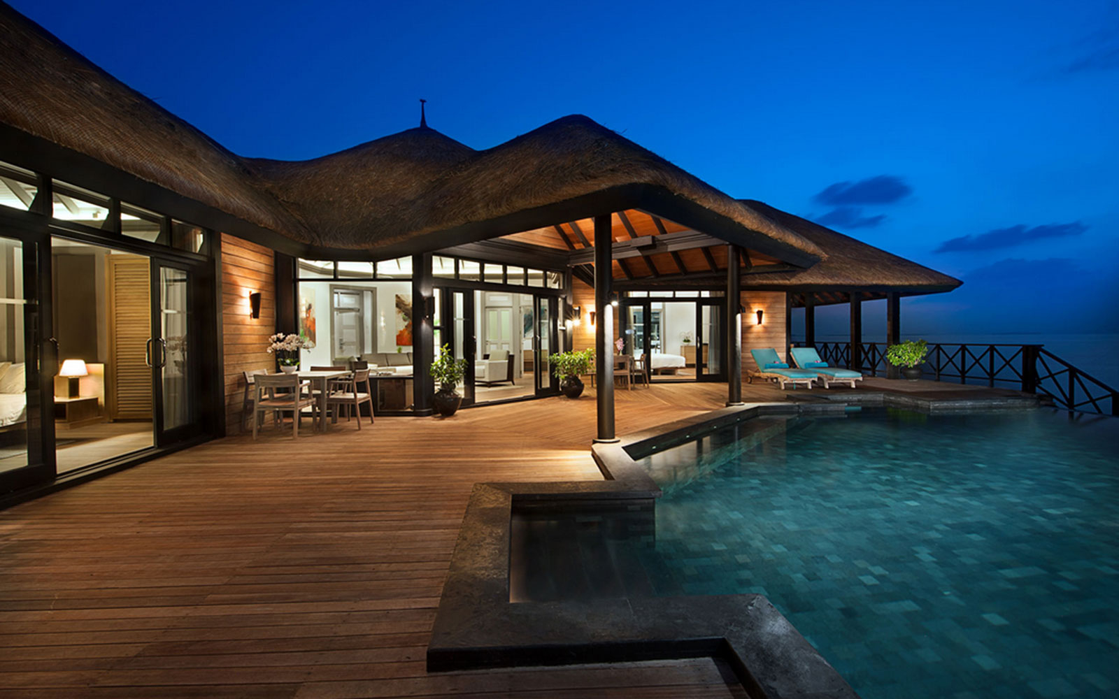 The Beach House at Manafaru, Maldives