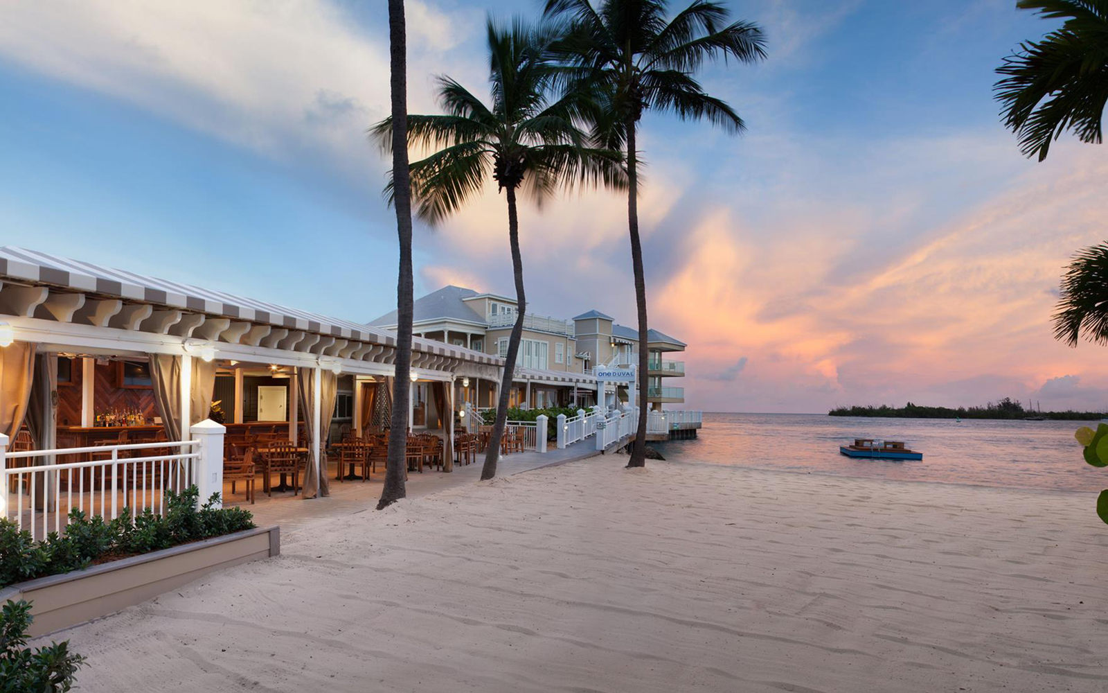 No. 11: The Pier House Resort & Spa, Key West